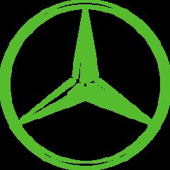 Mercedes-Benz Timingset outil de voiture