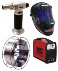 Machines à souder & accessoires