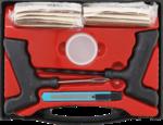 Kit de reparation de pneus 54 pieces