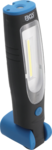 Lampe datelier rechargeable COB-LED avec aimant et crochet