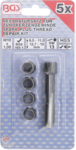 Kit de reparation pour filet de bougies dallumage M10 x 1,00 mm
