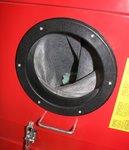 Cabine de sablage 990 l avec aspiration