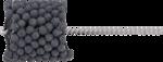 Outil de rodage flexible grain 120 81 - 83 mm