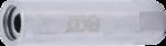 Extracteur de goujons 6,3 mm (1/4) 3,5 mm