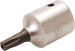 Douille a embouts 6,3 mm (1/4) profil TS (pour Torx Plus) avec percage