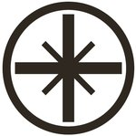 1/4 Embout cruciforme, PZ0