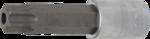 1/2 Embout torx perce T80x100 mm