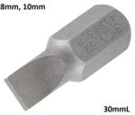 Bit 10 mm (3/8) Lecteur Slot SL 8 mm