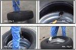 Levier de montage et demontage pneu PL 28 - 30 mm
