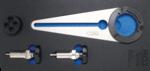 Poulie de vilebrequin et ensemble d'outils rotatifs pour BMW 2.5D
