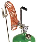 Atomiseur mobile Raasm acier 24 litres