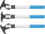 Crochets doubles articules pour demontage de joints radiaux