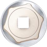 Douille pour cle, six pans 1/2 - 41mm