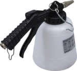 Pistolet de sablage au bicarbonate de soude a air comprime 1 liter