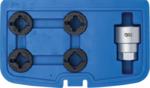 Kit de reparation de filets pour goujons de roue pour poids-lourds