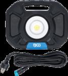 Projecteur de travail a COB-LED 40W avec haut-parleurs integres