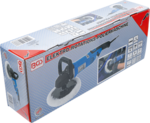 Polisseuse rotative electrique max. 3000 tr/min 1300W diametre 180mm