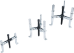 J'eu d'extracteurs internes/externes, 2/3 bras 100 / 120 / 150 mm 3 pieces