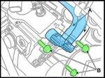 Extracteur de pignon de pompe haute pression pour Common-Rail Hyundai & Kia