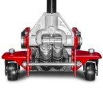 Cric hydraulique, double pompe 3 tonnes