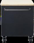 Servante d'atelier 2 x 5 tiroirs 1 armoire vide