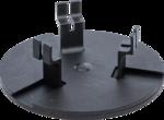 Cle de trappe de reservoir universel 3 griffes 90 - 200 mm