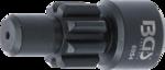 Outil de rotation de vilebrequin pour Scania
