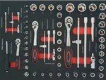 Chariot a outils rempli 149 pieces