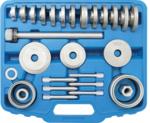 Ensemble d'outils de roulement de roues a 31 pieces