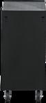 Servante d'atelier 4 tiroirs 1 tablette rabattre vide