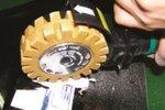 Peinture - Machine a enlever la rouille et les autocollants LPC
