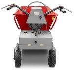 Minidumper electrique 500 kg hydraulique