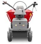 Minidumper electrique 500 kg a gaz