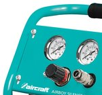 Compresseur a faible bruit 8 bar 4l 28l/min