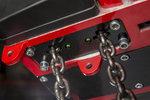 Palan electrique a chaine DEH 0,5 tonne