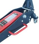 Cric hydraulique rouleur alu et acier 1.5 tonnes