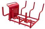Transport de bois de charpente pour le MRP500H/MRD500H