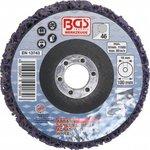 Abrasive Grinding Wheel, bleu, 100 x 16 mm