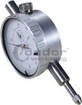 Jauge a cadran, DIN 878, diametre 42 mm, tige 8 mm, H6
