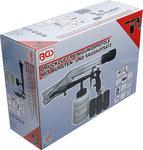 Pistolet pneumatique de nettoyage avec brosse et accessoire d'aspiration 7 pieces