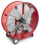Ventilateur a entrainement par courroie diametre 900mm 437w