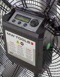 Ventilateur mobile avec fonction de balancement diametre 1500mm 950W