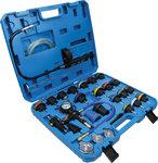 Testeur de circuit de refroidissement avec systeme de remplissage 28 pieces