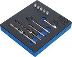 Kit de reparation de filetage pour vis de fixation d'injecteur 10 pcs