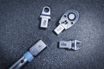 Cle dynamometrique 20 100 Nm pour outils enfichables de 9 x 12 mm