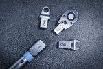 Cle dynamometrique 10 50 Nm pour outils enfichables de 9 x 12 mm