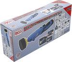 Jeu de mini polisseuses sur batterie maxi. 3000 tr/min 10,8 V - 2,0 Ah