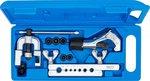 Presse a collets doubles avec coupe-tubes 10 pieces