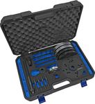 Jeu d'outils pour roulements de roue, diamètre 82 mm, Ford / Land Rover / Volvo