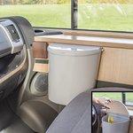 Poubelle L avec couvercle pour caravane/camping-car